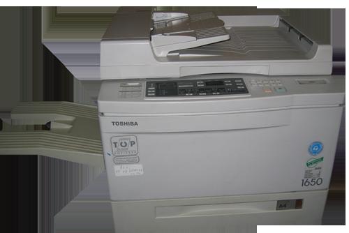 Toshiba 1650 Image